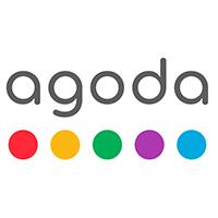 MilosBookNow agoda logo